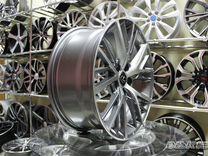 Новые литые диски R18 5x114.3 на Toyota Lexus