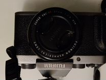Fujifilm x-t100 + блинчик 27mm + китовый 15-45mm — Фототехника в Москве