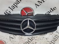 Решетка радиатора на Mercedes R230 SL