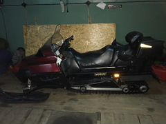 Ski-doo expedition1300