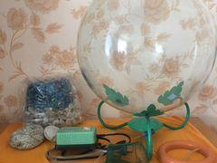 Круглый аквариум для рыб