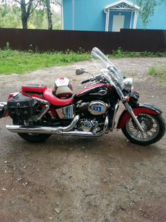 Honda shadow 400