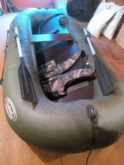 Новая весельная лодка серии «Вельбот» объявление продам