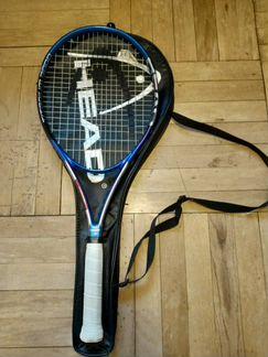 Ракетка для большого тенниса объявление продам