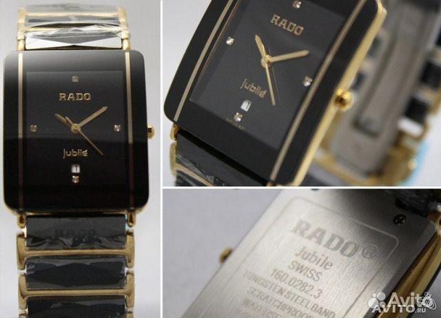 Продам часы оригинал rado купить в Хабаровском крае на