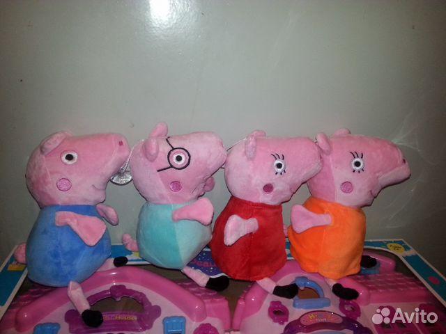 Игрушки и игровые наборы Свинка Пеппа / Peppa Pig