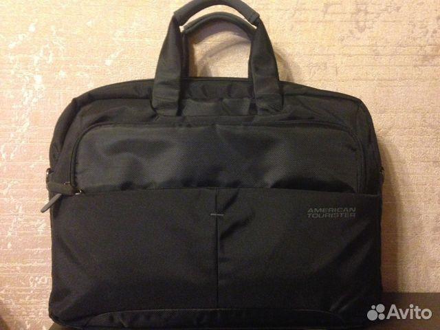 8c7825b9de63 Сумка для ноутбука 15.6 American Tourister Speeda | Festima.Ru ...