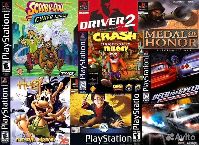 игры Playstation 1 скачать торрент - фото 9