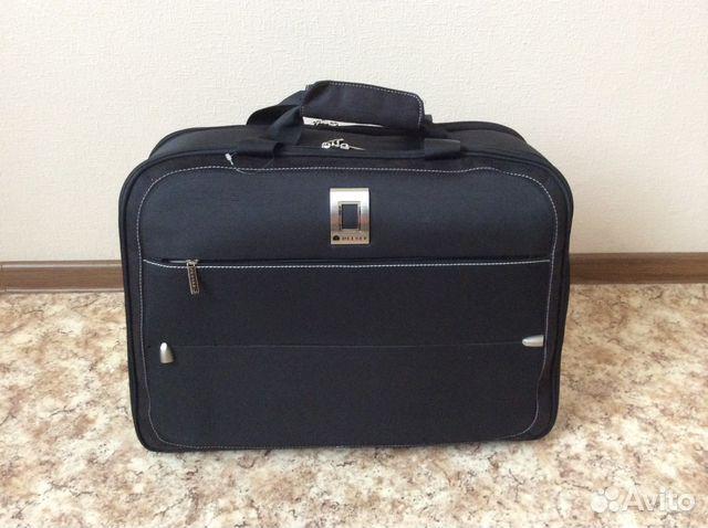 d58220584318 Новая дорожная сумка Delsey купить в Москве на Avito — Объявления на ...