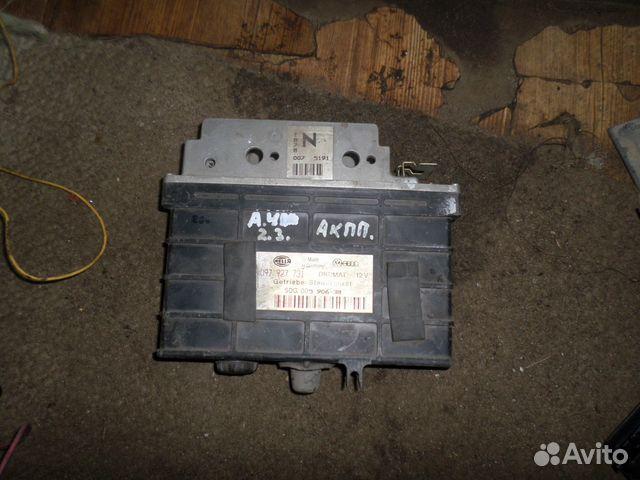 Блок управление двигателем ауди 100