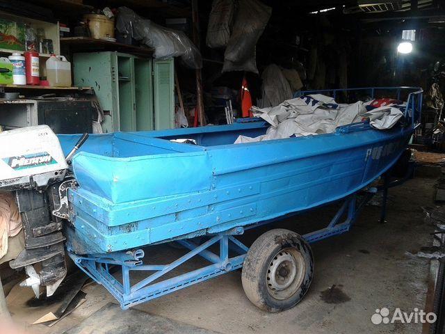 моторы для лодок бу в смоленске