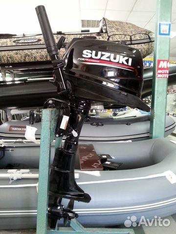 лодочный мотор suzuki df 6аs купить