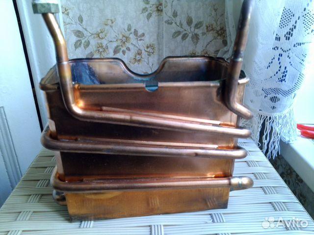 Авито теплообменник для газовой колонки пластинчатый теплообменник газового котла