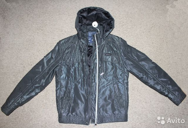 c5a9f19fd Подростковая куртка демисезонная   Festima.Ru - Мониторинг объявлений