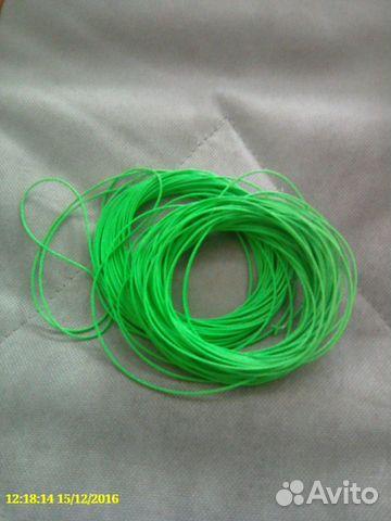 конусный шнур для нахлыста