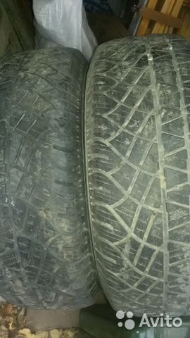 Michelin Latitude Cross 275/70 R16 для джипов— фотография №1