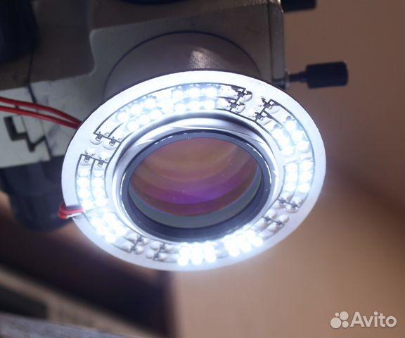Подсветка для микроскопа своими руками фото 946