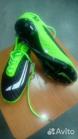 ab286845 Бутсы размер 40 новые для футбола и регби | Festima.Ru - Мониторинг ...