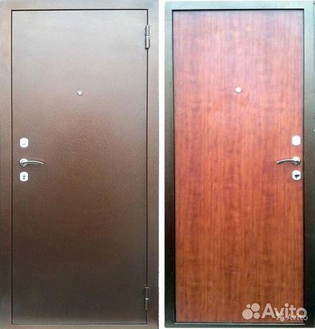 двери входные металические цена