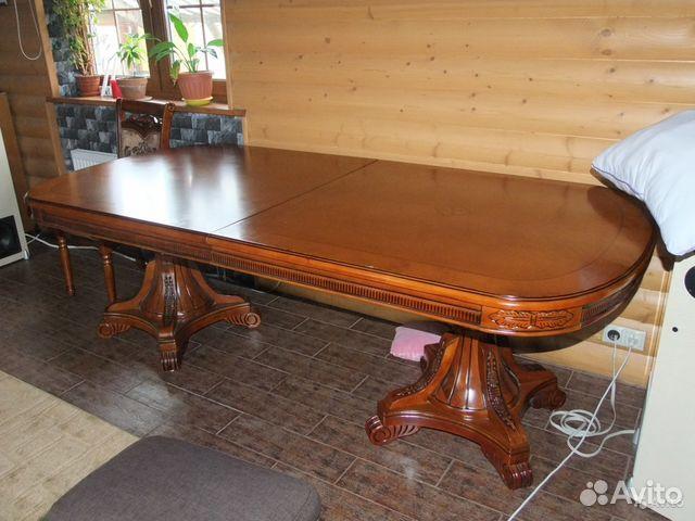 большой стол для гостиной Festimaru мониторинг объявлений