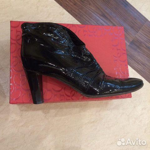 Ботинки женские Италия