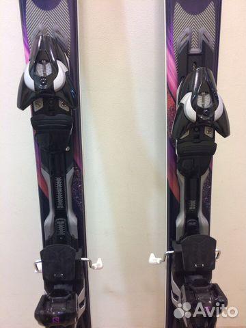 fc32f9c30cdb Женские горные лыжи Salomon   Festima.Ru - Мониторинг объявлений