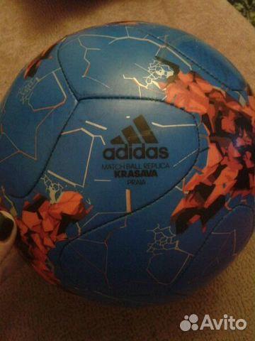 Мяч adidas Match ball krasava Praia 5  bcfe5f3228535