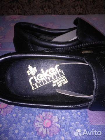 c967bcca9 Новые мужские туфли Rieker купить в Оренбургской области на Avito ...