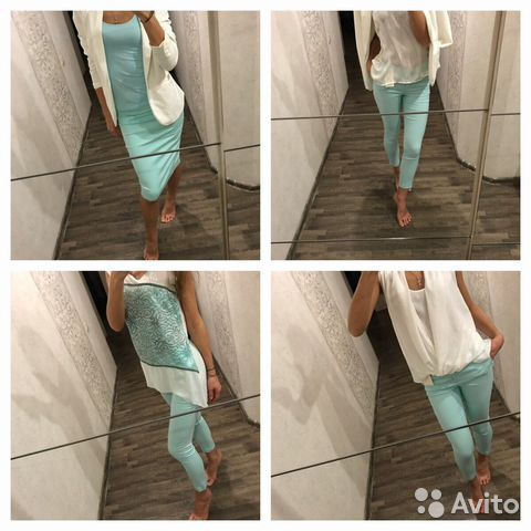 93919d757 Новая одежда Италия Gaialuna на 146-158 рост | Festima.Ru ...