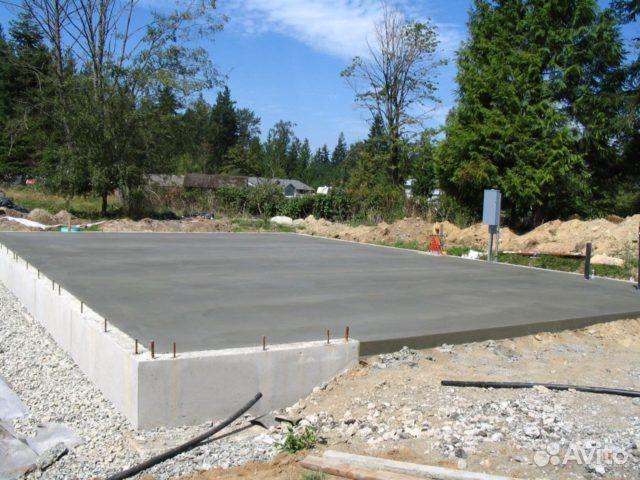 купить бетон на фундамент в уфе