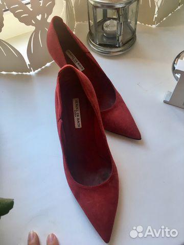 f917f7dfb Красные замшевые Туфли | Festima.Ru - Мониторинг объявлений