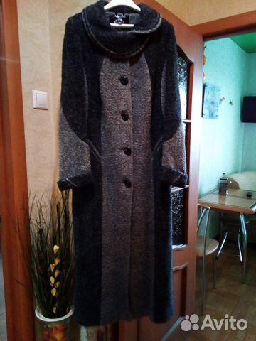 Пуховик, пальто осеннее, плащ 89236951023 купить 7