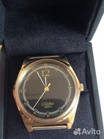 Золотые мужские часы. Фото и цены