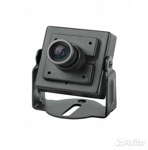 Скрытая камера в объемном датчике