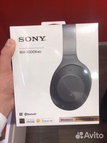 Беспроводные Наушники Sony WH-1000Xm2 05ae08e4ce9ac