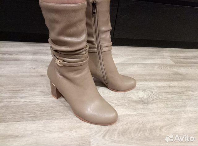 8937e7f49 Обувь женская 39 размер, полусапожки, ботинки купить в Свердловской ...