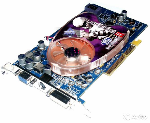 agp видеокарта 7600: