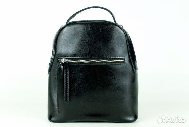 93d8ce2ea328 Рюкзак-трансформер кожаный черный XS | Festima.Ru - Мониторинг ...