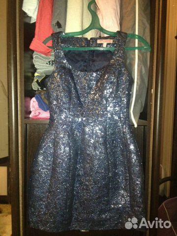 Объявление Платье новое на Торжество (4 фотографии).