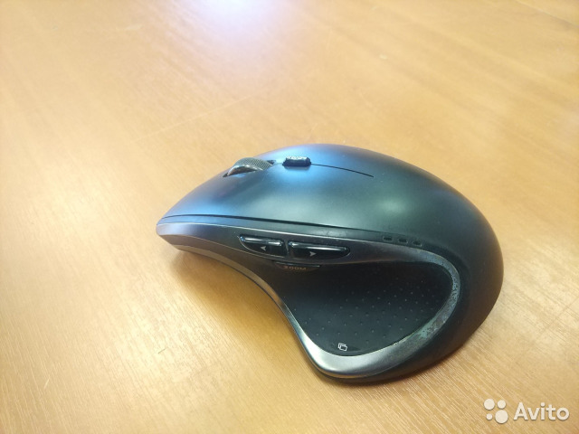 Logitech M-R0007 Performance Mouse MX Drivers Mac