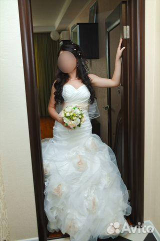 Платье свадебное 89628553030 купить 3