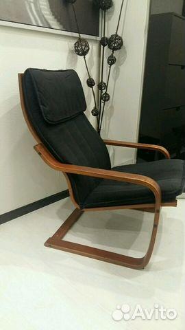 кресло Ikea поэнг Festima Ru мониторинг объявлений