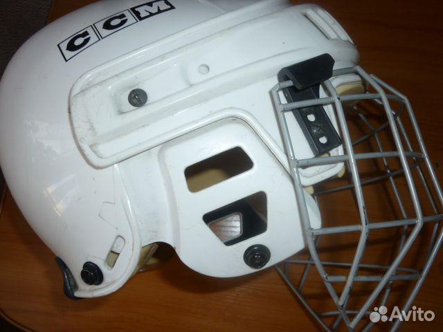 Шлем хоккейный CCM 89131896050 купить 2