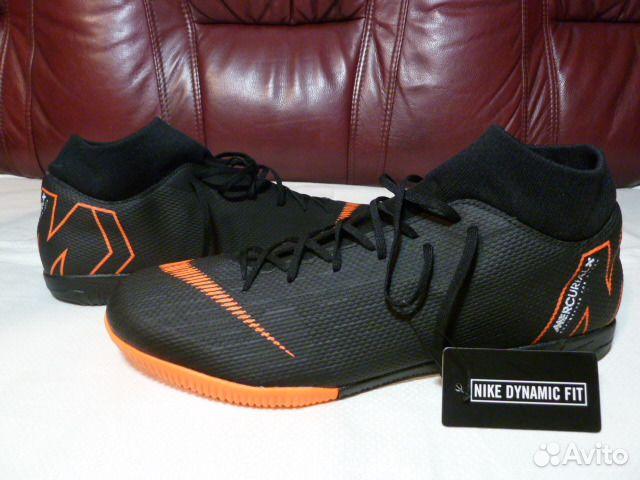 f4f26156 Футзалки Nike Mercurial Super Flyx US 13M (31см) купить в Москве на ...