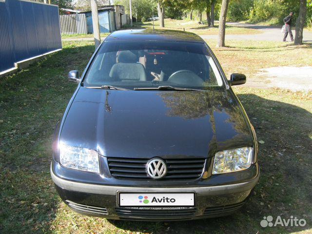 Volkswagen Bora, 1999 89205931831 купить 5