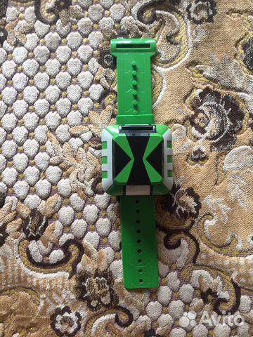 Купить часы бен 10 omniverse