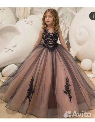 154f125bee6 Шикарное платье на выпускной