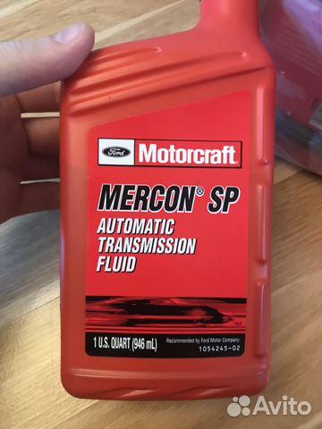 Motorcraft mercon SP XT-6-QSP