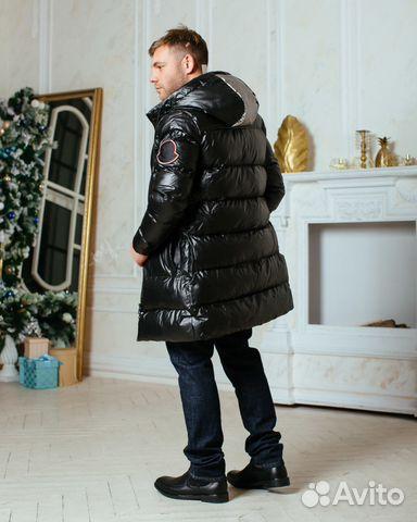 651def20995 Новая зимняя мужская куртка Moncler