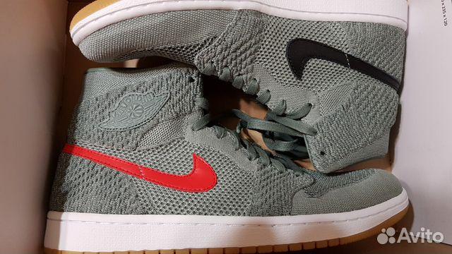 623f3383 Nike AIR jordan 1 retro HI flyknit Art. 919704-333 | Festima.Ru ...